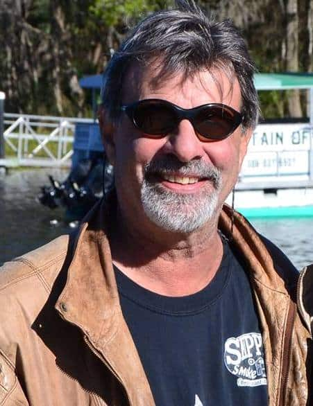 Captain Ron Rebeck Founder and Designer of the PoleMate™ & More