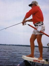 PoleMate - The original hip worn push pole holder Made In The U.S.A.